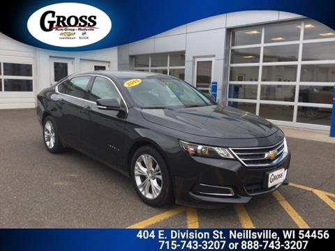 2015 Chevrolet Impala for sale in Neillsville, WI