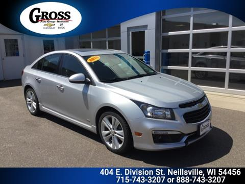 2015 Chevrolet Cruze for sale in Neillsville, WI