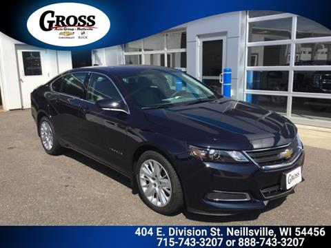 2019 Chevrolet Impala for sale in Neillsville, WI