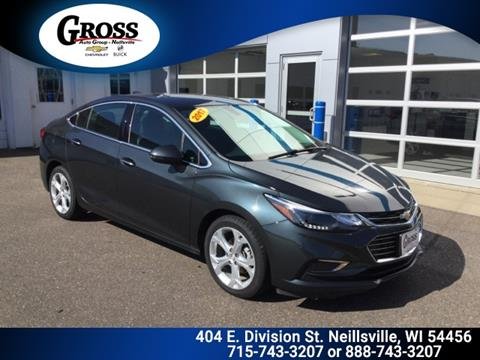 2017 Chevrolet Cruze for sale in Neillsville, WI