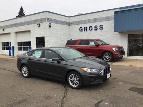 2020 Ford Fusion for sale in Neillsville, WI