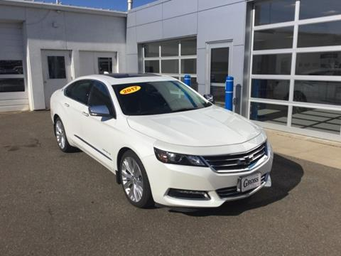 2017 Chevrolet Impala for sale in Neillsville, WI