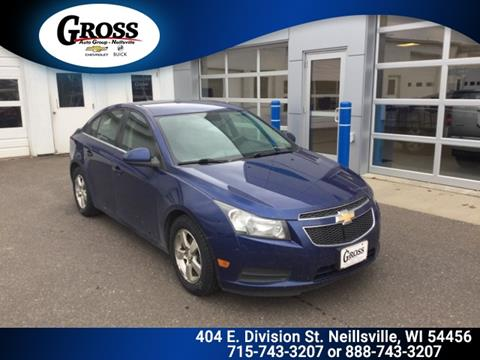2012 Chevrolet Cruze for sale in Neillsville, WI