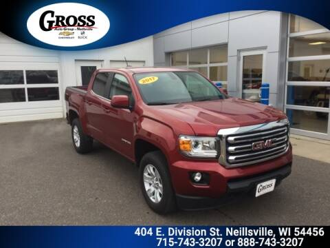 2017 GMC Canyon for sale in Neillsville, WI