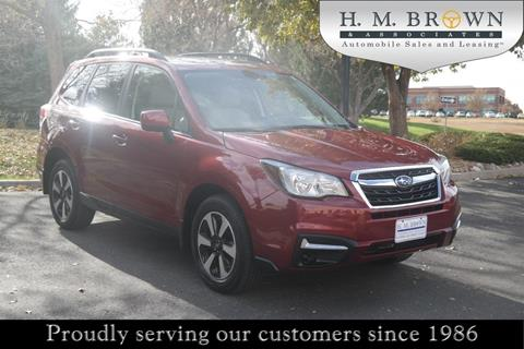 2017 Subaru Forester for sale in Centennial, CO