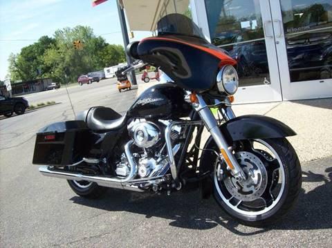 2013 Harley-Davidson Street Glide for sale in Holland, MI