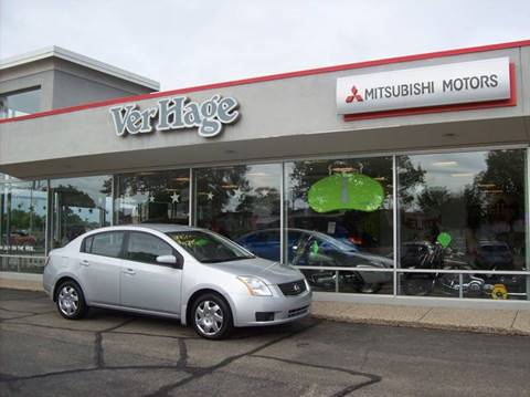 2007 Nissan Sentra for sale in Holland, MI