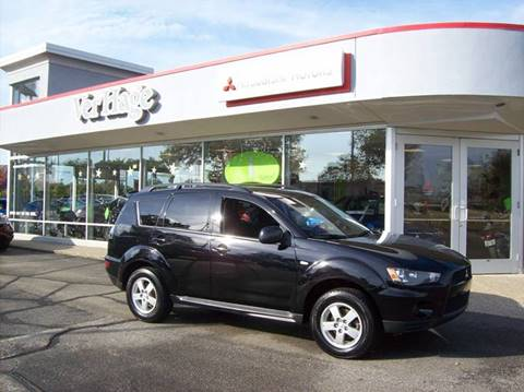 2010 Mitsubishi Outlander for sale in Holland, MI