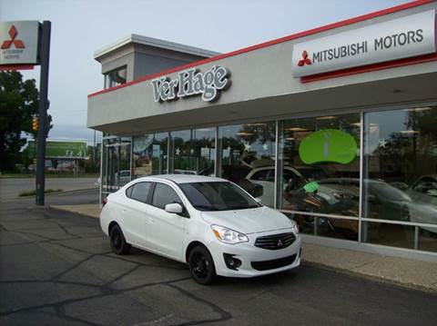 2017 Mitsubishi Mirage G4 for sale in Holland, MI