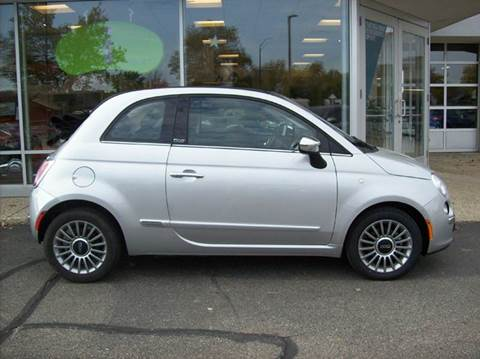 2012 FIAT 500c for sale in Holland, MI