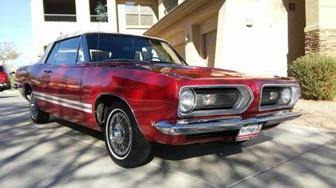 1968 Plymouth Barracuda for sale in Holland, MI
