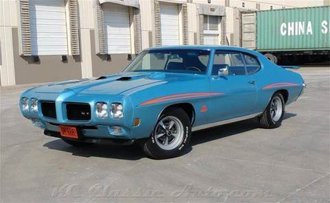 1970 Pontiac GTO for sale in Lenexa, KS