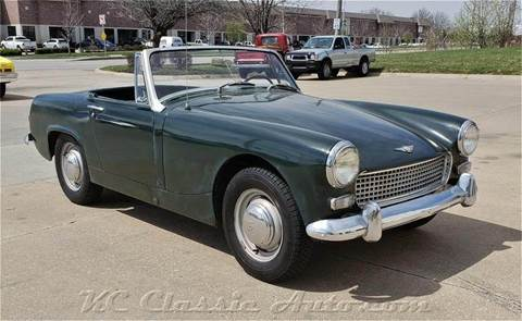 1967 Austin-Healey Sprite MKIII for sale in Lenexa, KS