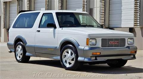 1993 GMC Typhoon for sale in Lenexa, KS