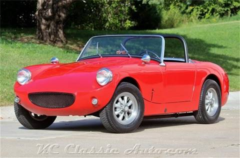 1959 Austin-Healey Sprite MKIII for sale in Lenexa, KS