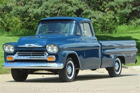 1958 Chevrolet Apache for sale in Lenexa, KS