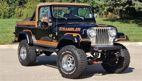 1982 Jeep Scrambler for sale in Lenexa, KS