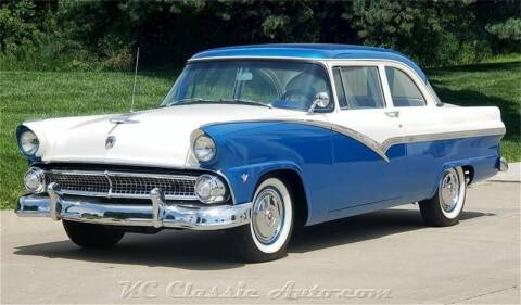 1955 Ford Crown Victoria for sale at KC CLASSIC AUTO in Lenexa KS