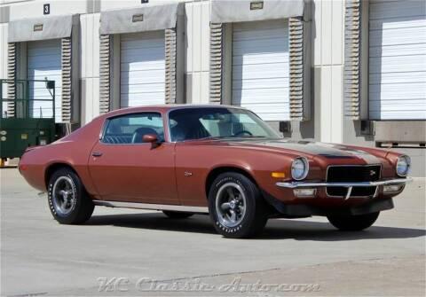 1971 Chevrolet Camaro for sale at KC CLASSIC AUTO in Lenexa KS