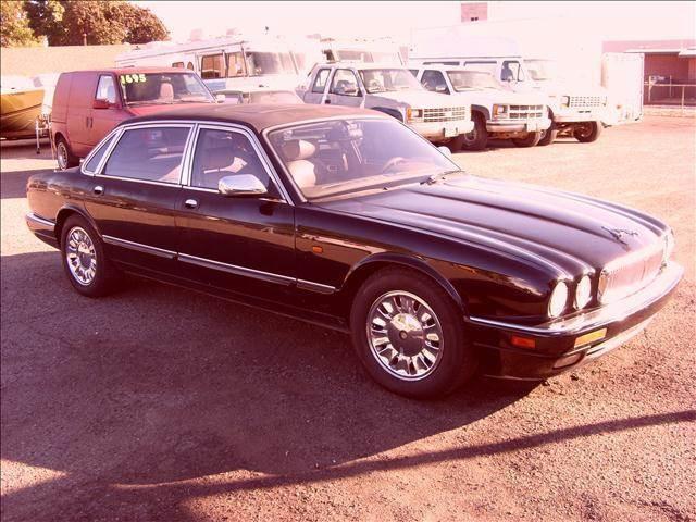 1996 Jaguar XJ Vanden Plas   La Habra CA