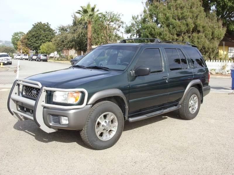 2000 Nissan Pathfinder SE 4dr SUV In La Habra CA - Western