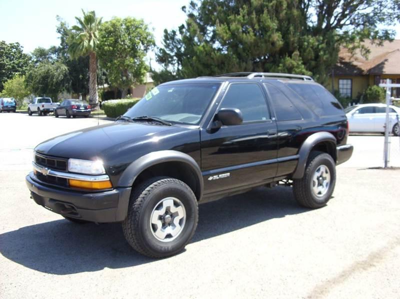 2000 Chevrolet Blazer 2dr LS 4WD SUV In La Ha CA - Western ...