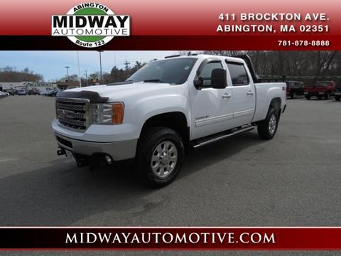 2014 GMC Sierra 2500HD for sale in Abington, MA