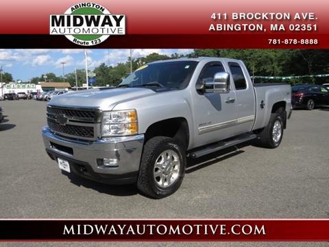 Used Trucks For Sale In Ma >> 2011 Chevrolet Silverado 2500hd For Sale In Abington Ma