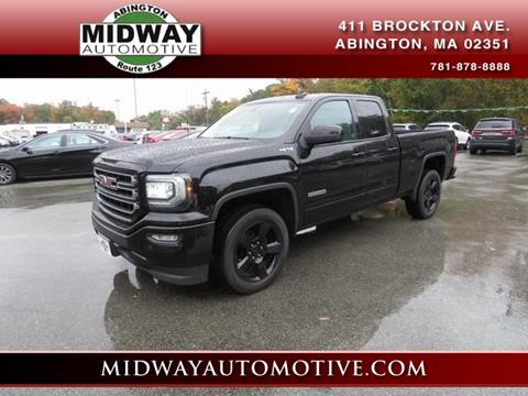 2016 GMC Sierra 1500 for sale in Abington, MA