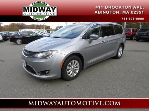 2017 Chrysler Pacifica for sale in Abington, MA