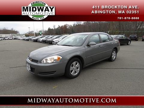 2008 Chevrolet Impala for sale in Abington, MA