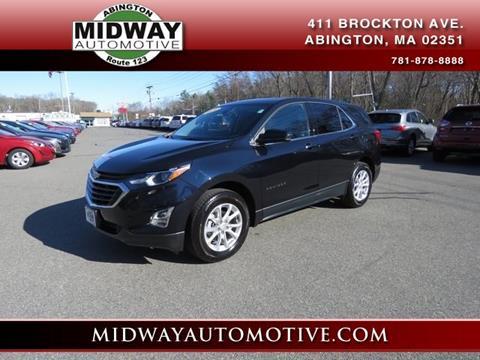 2020 Chevrolet Equinox for sale in Abington, MA