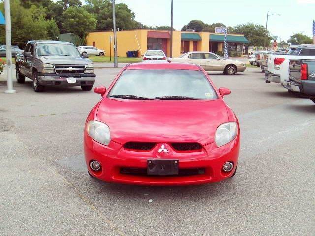 2006 Mitsubishi Eclipse Gt 2dr Hatchback Wmanual In Portsmouth Va