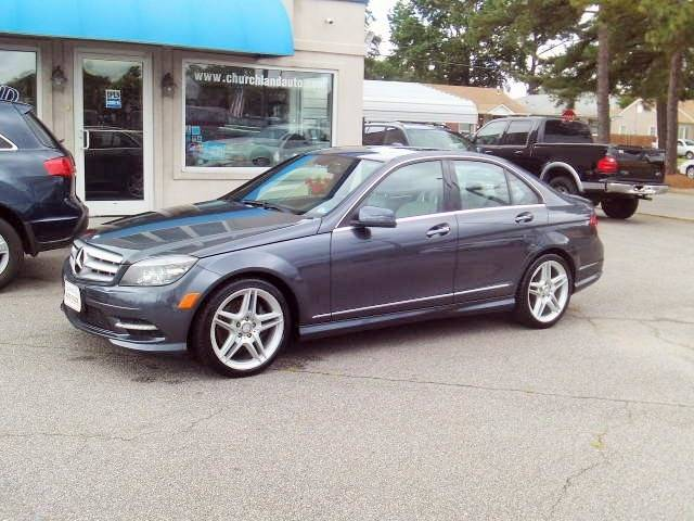 2011 Mercedes-Benz C-Class C 350 Sport 4dr Sedan In