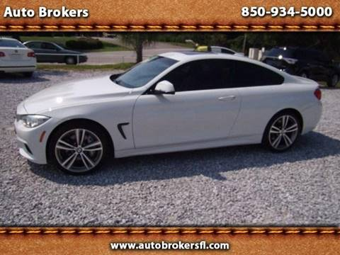 2015 BMW 4 Series for sale in Gulf Breeze, FL