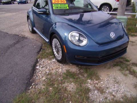 2016 Volkswagen Beetle for sale in Gulf Breeze, FL