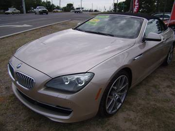 2012 BMW 6 Series for sale at Auto Brokers in Gulf Breeze FL