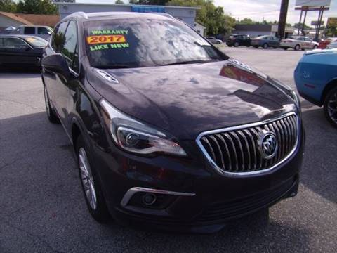 2017 Buick Envision for sale in Gulf Breeze, FL