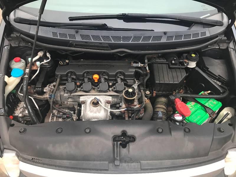 2007 Honda Civic LX 4dr Sedan (1.8L I4 5A) - Grayslake IL