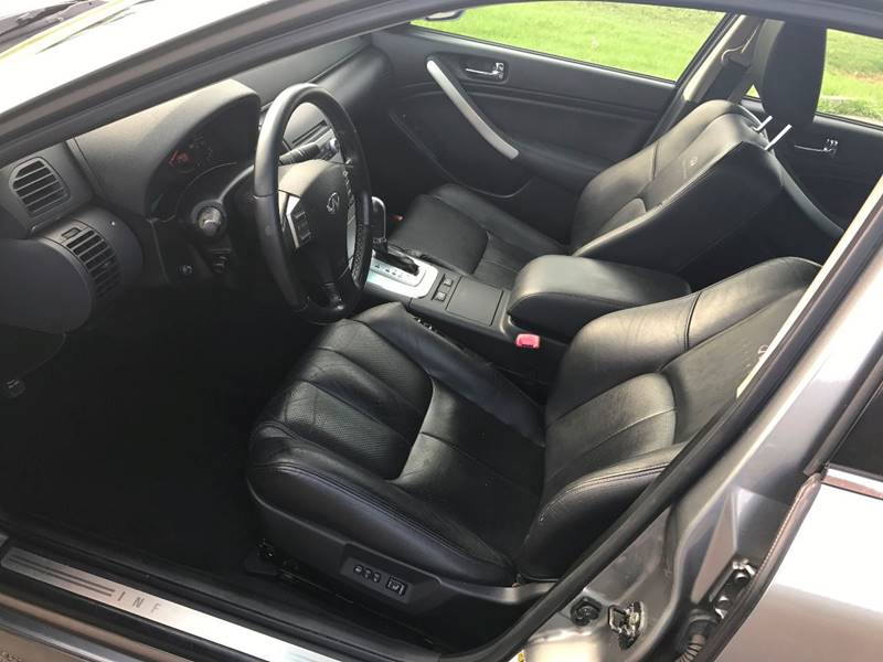 2005 Infiniti G35 AWD x 4dr Sedan - Grayslake IL