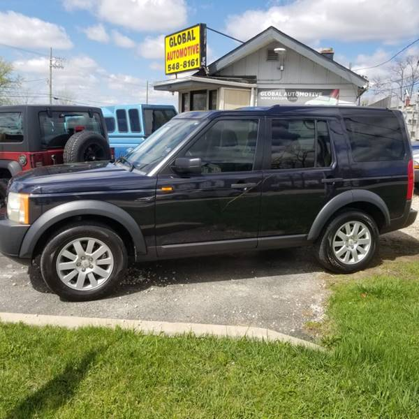 2005 Land Rover Lr3 SE 4WD 4dr SUV In Gages Lake IL