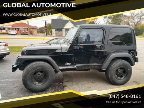1997 Jeep Wrangler for sale in Gages Lake, IL