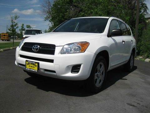 2010 Toyota RAV4 for sale at GLOBAL AUTOMOTIVE in Gages Lake IL