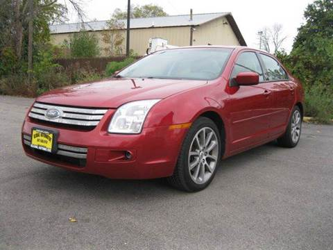 2009 Ford Fusion for sale at GLOBAL AUTOMOTIVE in Gages Lake IL