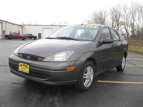 2004 Ford Focus for sale at GLOBAL AUTOMOTIVE in Gages Lake IL