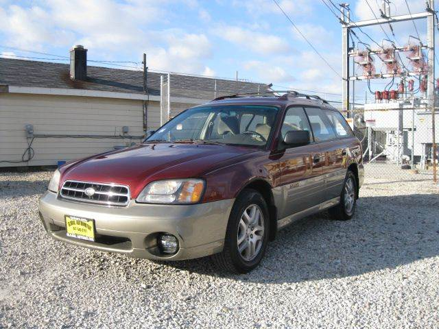 2002 Subaru Outback for sale at GLOBAL AUTOMOTIVE in Gages Lake IL