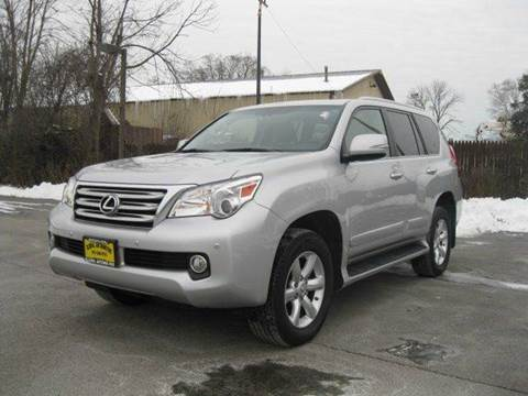 2013 Lexus GX 460 for sale at GLOBAL AUTOMOTIVE in Gages Lake IL