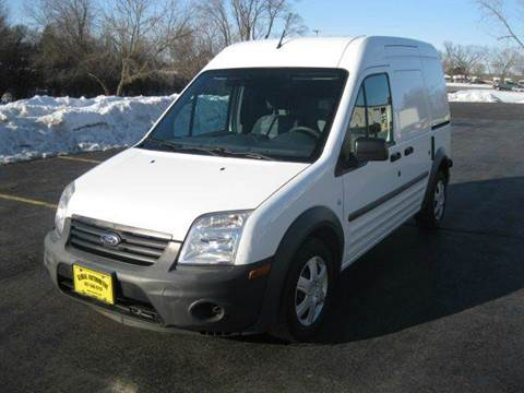 2011 Ford Transit Connect for sale at GLOBAL AUTOMOTIVE in Gages Lake IL