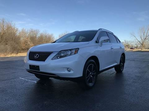 2011 Lexus RX 350 for sale at GLOBAL AUTOMOTIVE in Gages Lake IL
