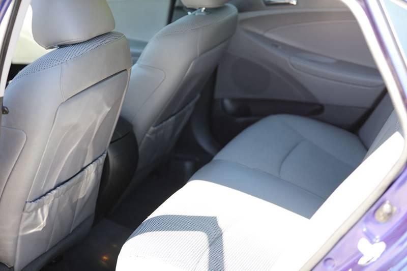 2012 Hyundai Sonata SE 2.0T 4dr Sedan - Seattle WA